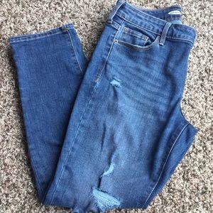 NWOT Old Navy jeans 6 short